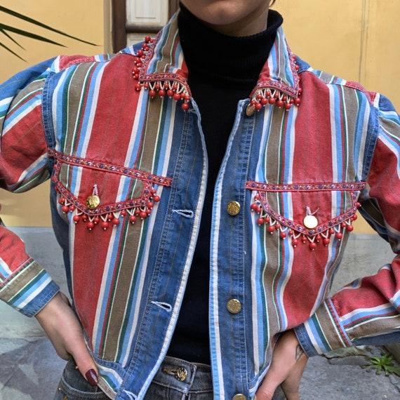 Blumarine Folies jacket
