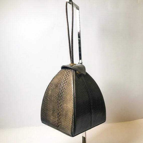 ALLIGATOR box bag