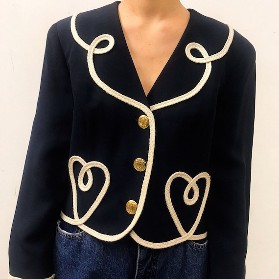 MOSCHINO CHEAP and CHIC blazer - image 3