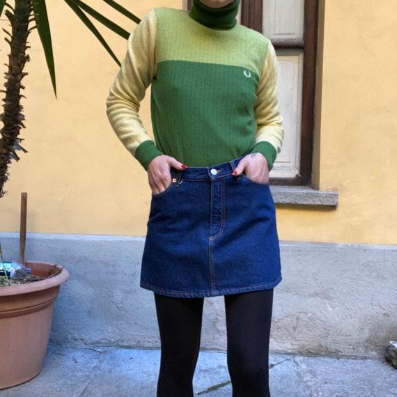 Fiorucci Denim skirt