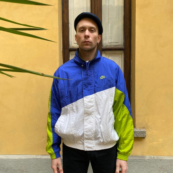 Nike vintage challenge court jacket