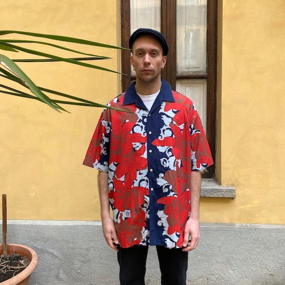 Gianfranco Ferre Hawaii  shirt