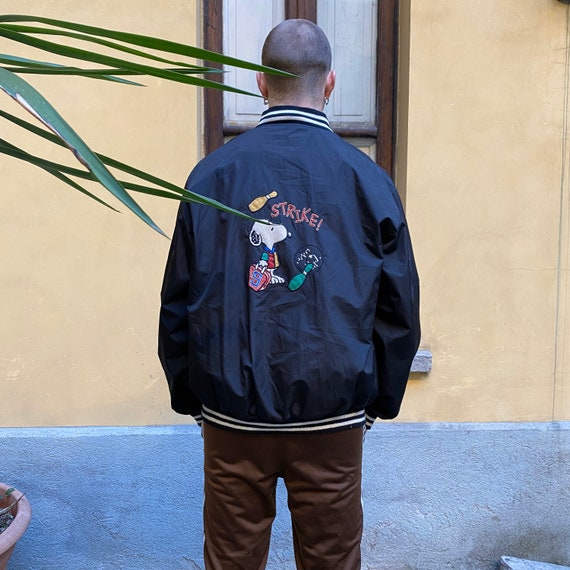 Peanuts Castelbajac Bomber jacket