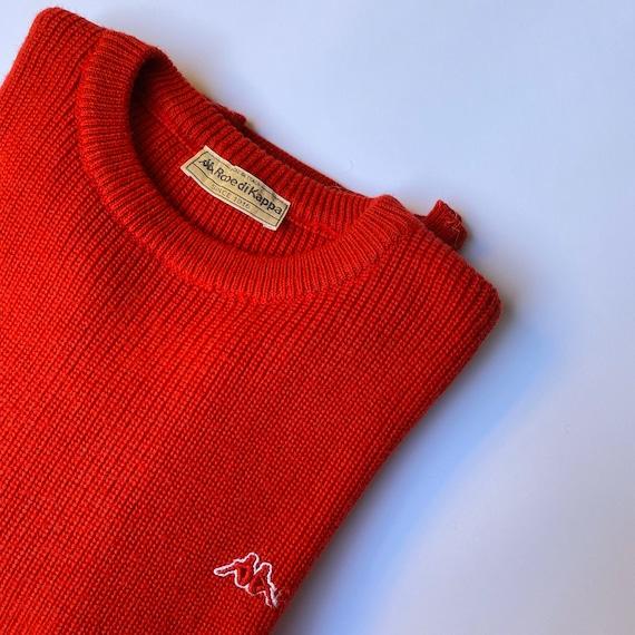 Kappa sweater knitwear
