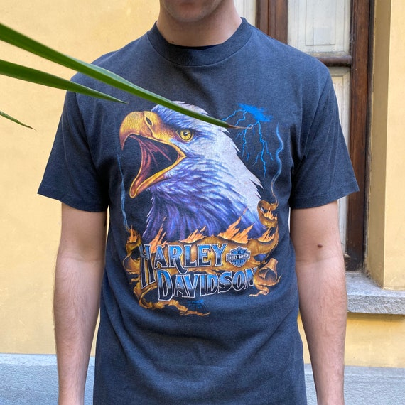 Harley Davidson Eagle T-shirt
