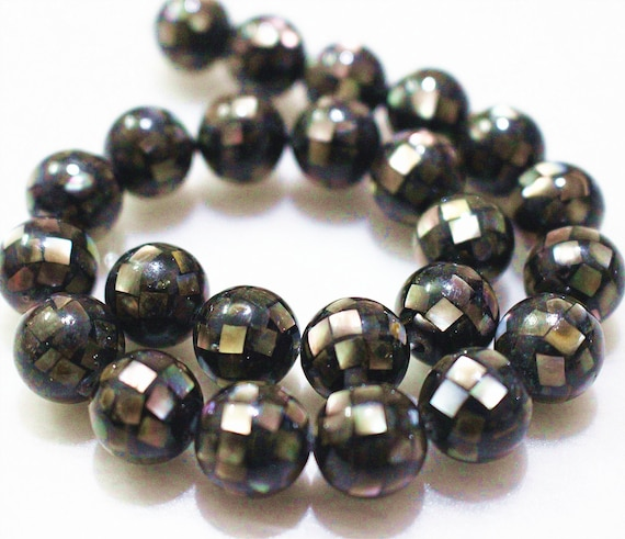 Natural Mixcolor Abalone Mosaic Beads,8mm 10mm 12mm 14mm 16mm 18mm 20mm,Abalone Mosaic Beads Wholesale.Wholesale Beads.