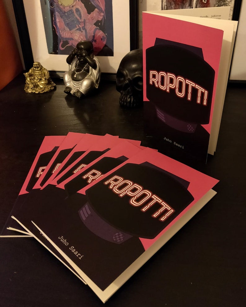 Ropotti  Scifi-novelli image 0