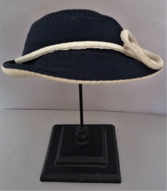 Vintage french hat