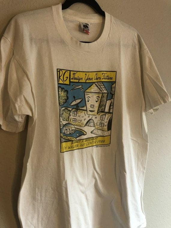 1988 Vintage Robert A. Greenblat Walker Art Center