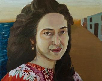 Maria Monegro Paints