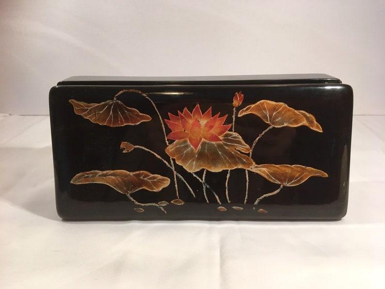 Vintage Dresserjewelry Box