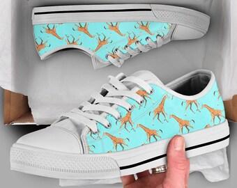 Giraffe shoes | Etsy