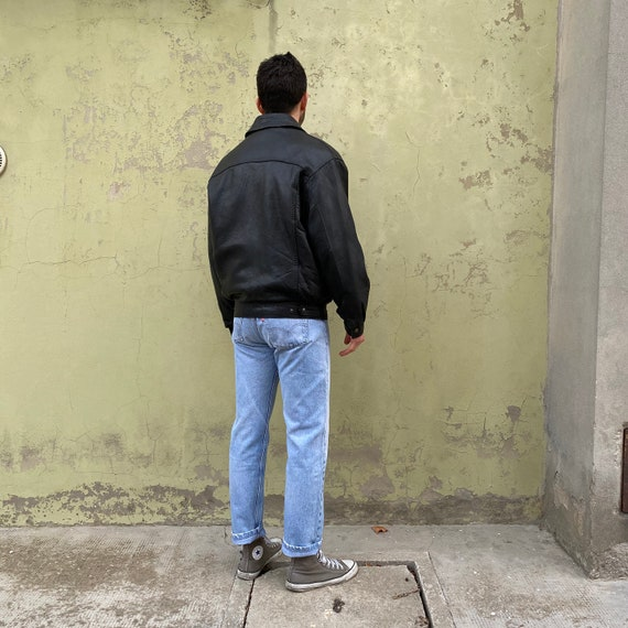 Levis 501 W31 Jeans vintage 70s light wash denim L