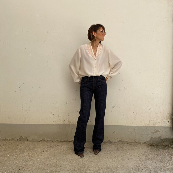 W28 LEVI'S BOOTCUT 507 vintage 70s jeans women Lev