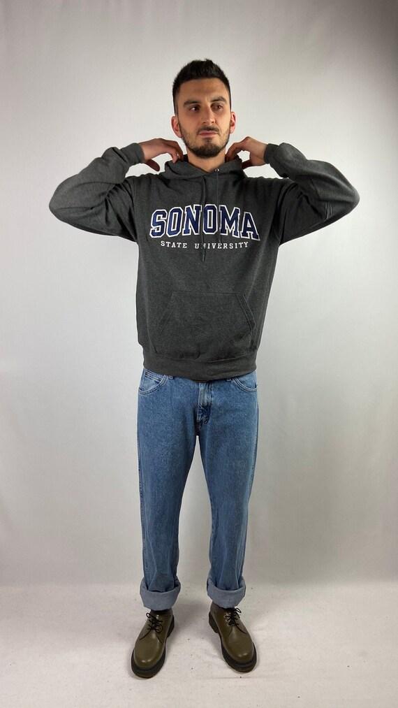 American College Sweatshirt Sonoma State Universit