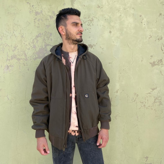 CARHARTT Giacca Carhartt vintage di tela giacca Ca