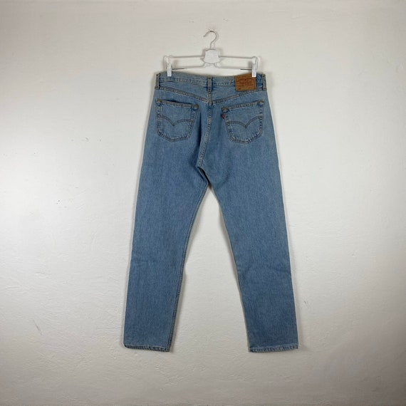 W36 perfect Levis 501 vintage 80s Denim Levis 501
