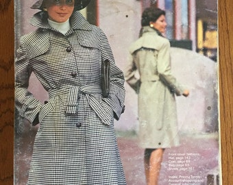 1974 Eatons Fall and Winter catalog