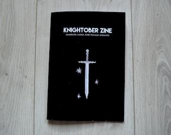 Knightober Zine