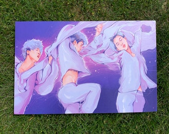 MMA 2019 JIMIN Shimmer Poster