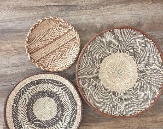 Binga/Batonga/Ilala Basket set
