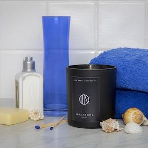 Brand Sheenashona Handmade Get Well Soon/' Scented Soya Wax Candle Tin