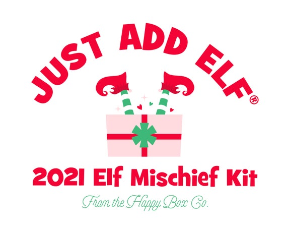 Elf Kit 2021 Elf Kit Pre-Order Elf Props 2021 Elf Mischief
