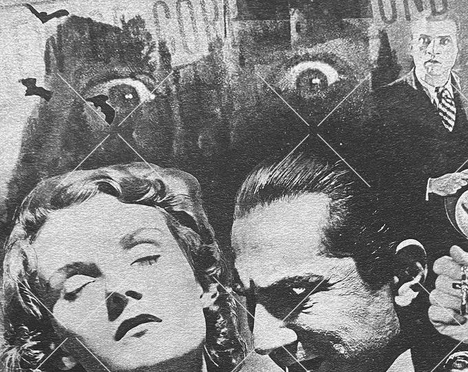 Featured listing image: Bela Lugosi's Dracula (fine art print)