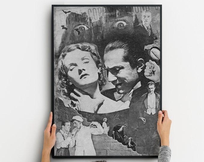 Featured listing image: Bela Lugosi's Dracula | Fine Art Print