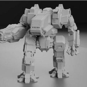 For Battletech New Age CRD-3K Crusader