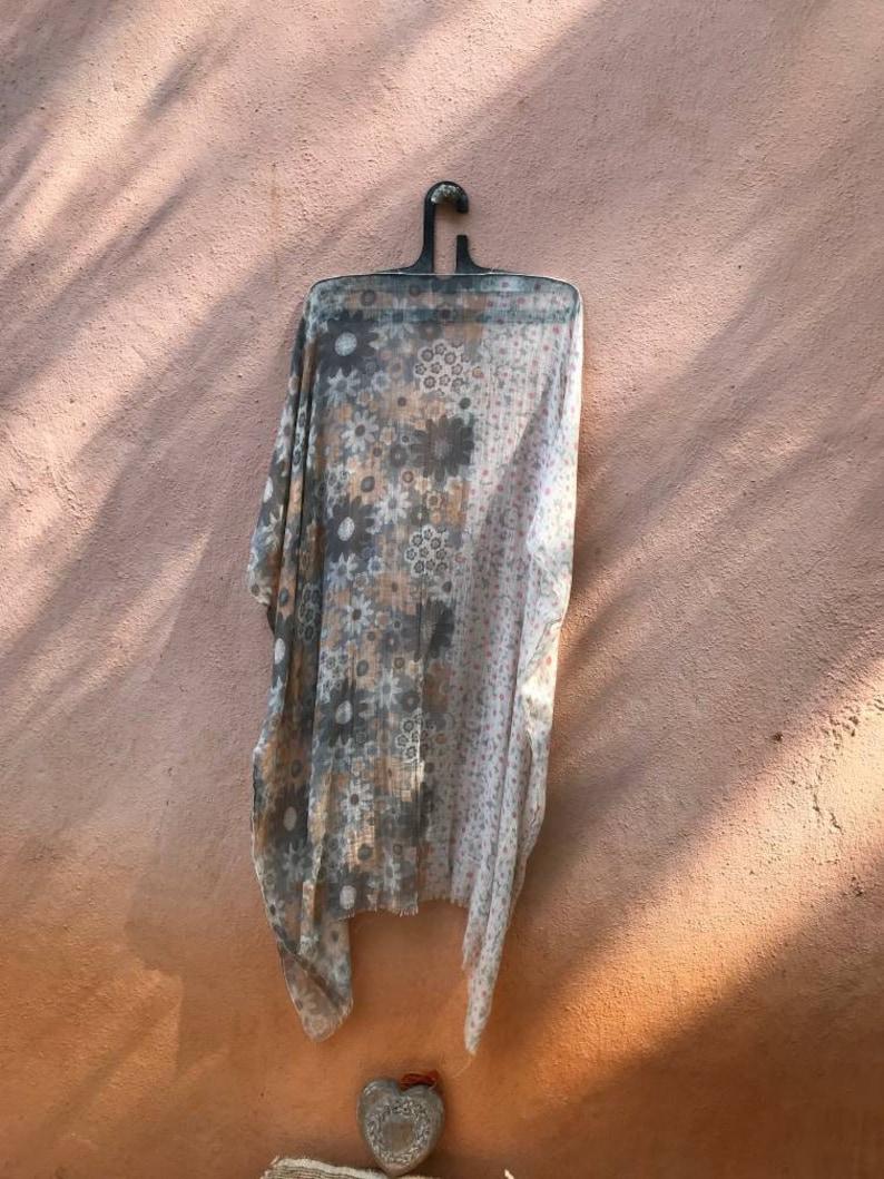 Casual poncho,plus size short caftan,free size poncho,modern poncho,loose kaftan,gift for women,100/% viscose top tunic