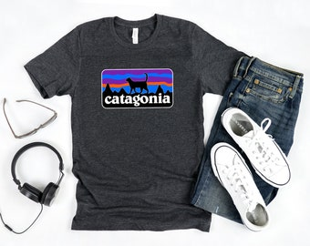 Catagonia Cat Shirt for Lovers of Cats