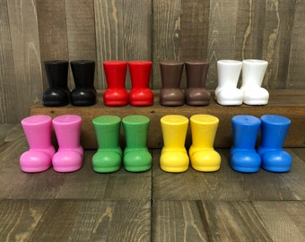 Gnome Boots, Gnome Shoes, Doll Shoes