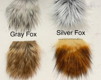 Gnome Beard, Gnome Beards, Pre cut faux fur, pre cut gnome beard, costume fur, craft fur