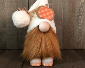 Fall Pumpkin Gnome, Pumpkin Gnome, Thanksgiving Decoration