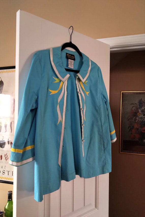 60's Mod Style Vintage Bob Mackie Jacket - Women's