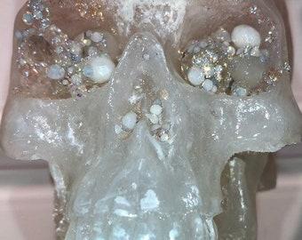 The Poochie Skull - Quartz
