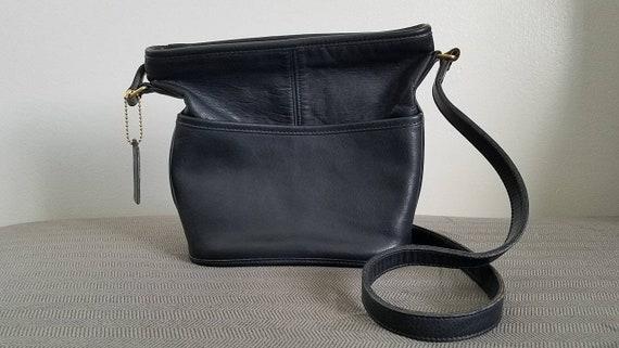 Vintage Coach Bucket Bag 4075