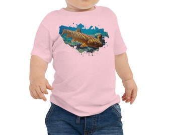 Bull Trout Baby Jersey Short Sleeve Tee