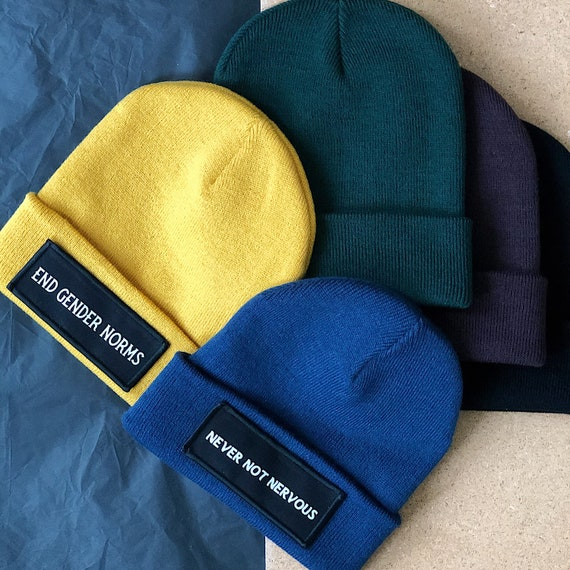end-gender-norms-hat by etsy