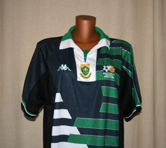 RARE!!! South Africa Football Shirt /Away Shirt 19