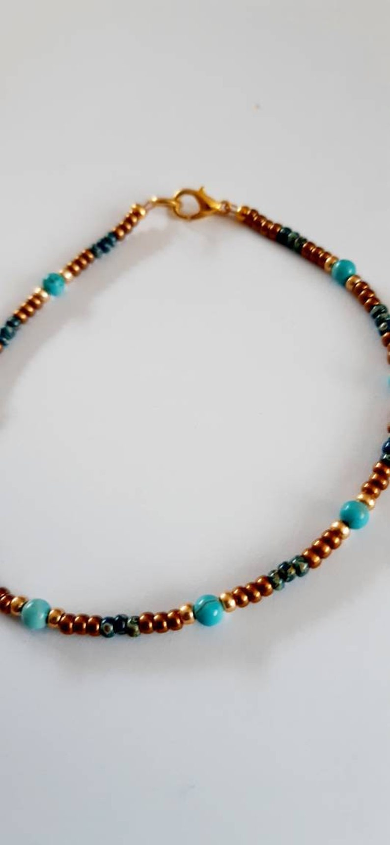 Bead anklet beaded anklet womens bead anklet ankle jewellery girl/'s anklet beachwear  ankle jewellery summer accessories Miyuki seed beads