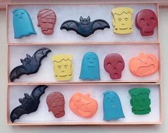 Halloween Crayon Set