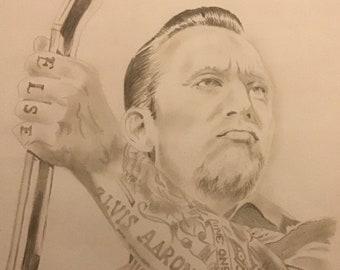 Michael tattoos volbeat poulsen Volbeat Frontman