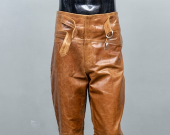 Motero Vintage Brown High Quality Motorcycle Motorbike Premium Cow Leather