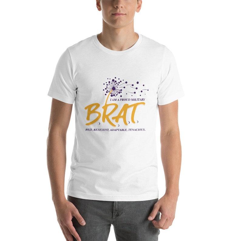 BRAT Short-Sleeve Men's T-Shirt image 0