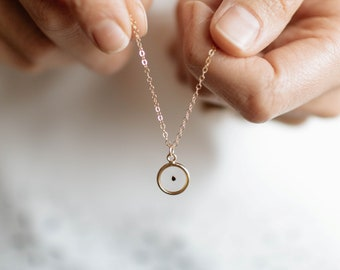 Forget Me Not Necklace   Seed of Loss   Seed of Miscarriage   Gift for Loss   Bereavement Gift   Pregnancy Loss   Miscarriage Gift   Loss