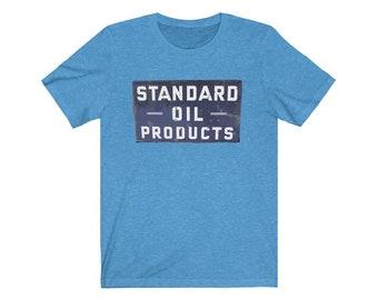 UpNorth Tee - Standard Oil Products  (Vintage Auto) - Vintage Americana Shirt