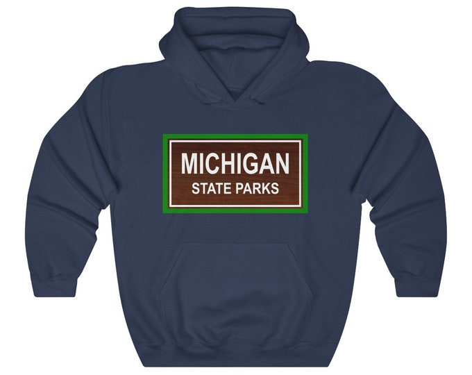 Hooded Sweatshirt - Michigan State Parks