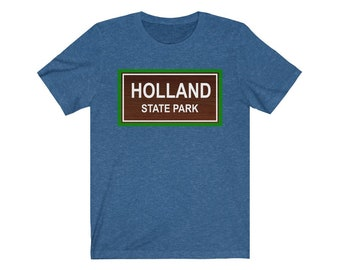 UpNorth Tee - HOLLAND (Michigan State Parks) - Holland Michigan